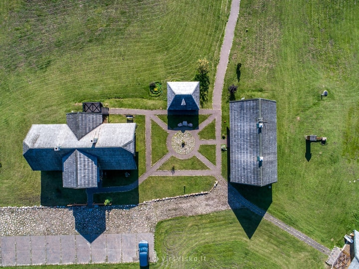 Šnekučiai country house