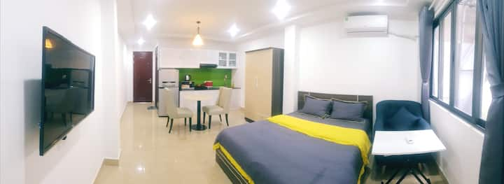 Min Apartment in Thao Dien 101