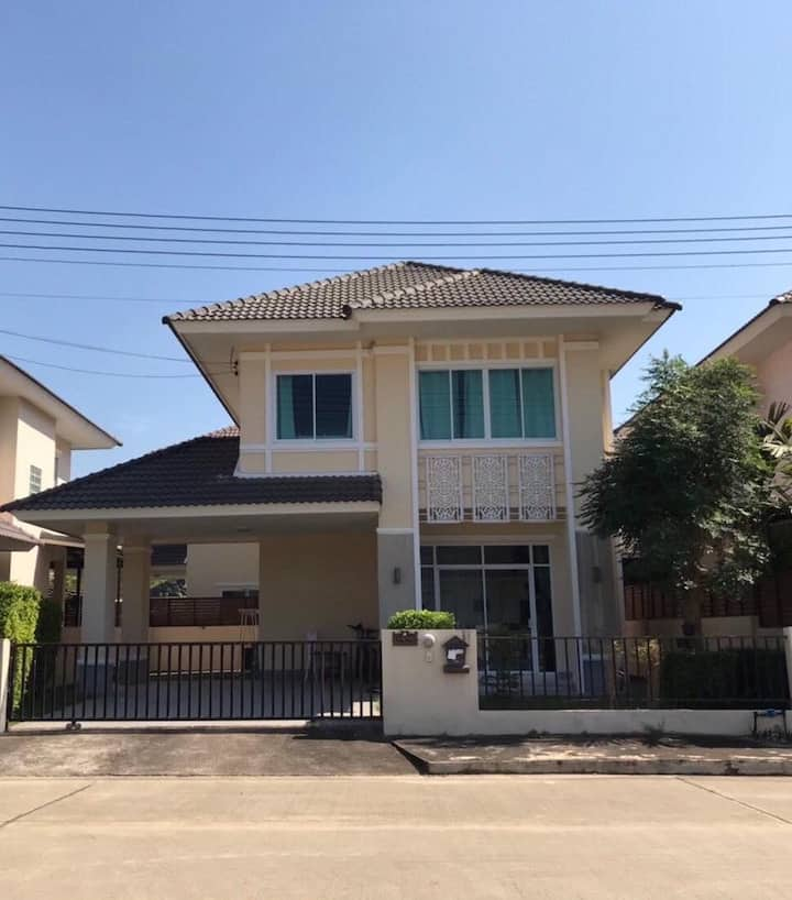 Comfy House in Chiang Mai