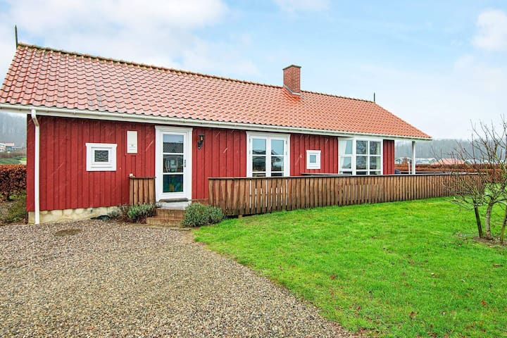 4 star holiday home in Sjølund