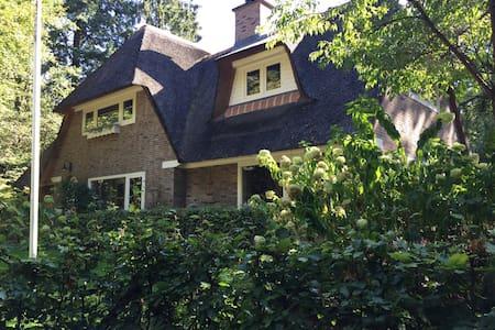 Droomhuis aan bosrand, hond mag mee - Hattem - Casa de camp