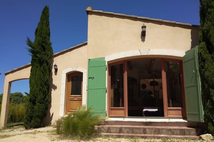 Villa pittoresque