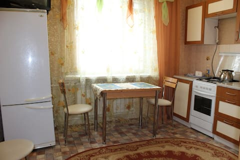 Cozy flat in the heart of Murom