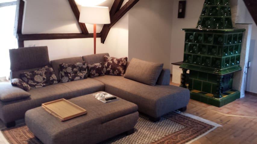 Komfortables Wohnen in historischem Ambiente