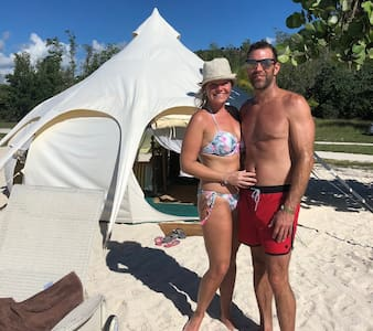 Once in a lifetime glamping experience!