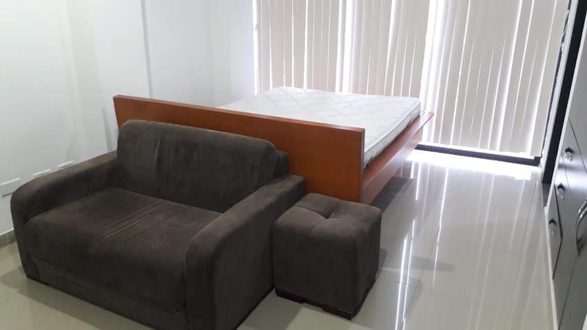 Apartaestudio bien ubicado y tranquilo Popayan