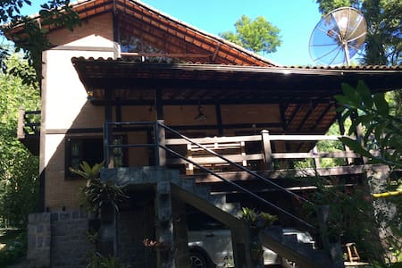 Casa Serrinha do Alambari - Resende - 雷森迪 (Resende) - 独立屋