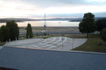 Ático con vistas al lago de As Pontes - As Pontes de García Rodríguez - Διαμέρισμα