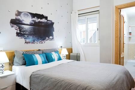 Hermoso apartamento céntrico - Málaga