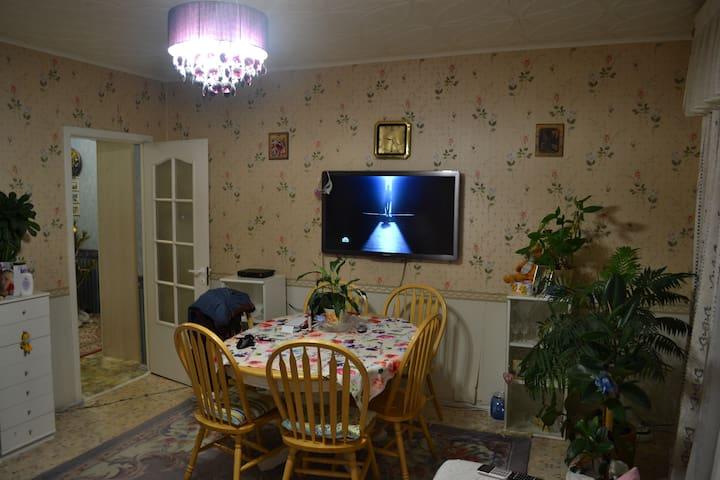 Светлая квартира 120кв.м - Chelyabinsk - Apartment