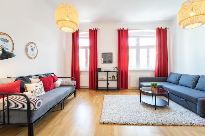 SUPERHOST ☀ Newly renovated bright apartment (18)