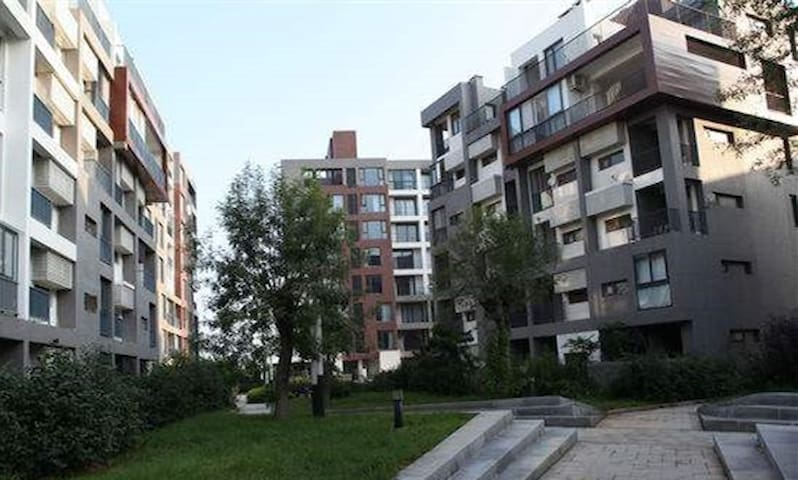 山海关老龙头景区旁海边公寓 - Qinhuangdao - Wohnung