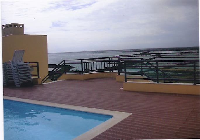 3 bedrm Luxury Apartmnt, Free WiFi, Pool,Sea Views - Olhão - Apartment
