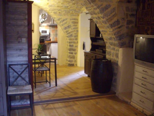 Studio dans le centre piétonnier - Millau - Huoneisto