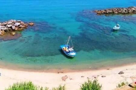 attico su mare