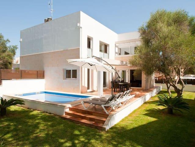 Villa Ferrera A, Cala Ferrera, Mallorca - Cala Ferrera - Willa