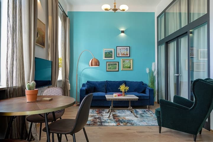 New extraordinary apartment in Pula