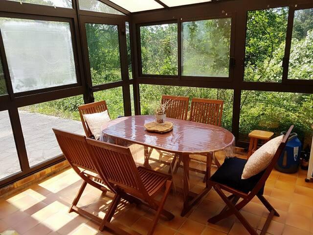 Chambres privées dans agréable maison