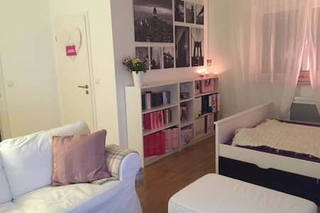 Gemütliche Wohnung am Airport - Kelsterbach - Appartement