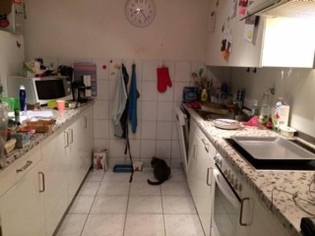 Wohnung mitten im Ausgangsquartier - Zürich - Apartment