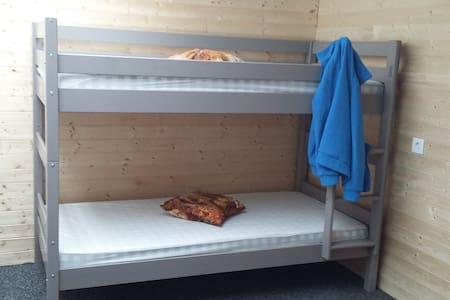 Solo 2 Bed & Café - Saint-Laurent-de-la-Prée