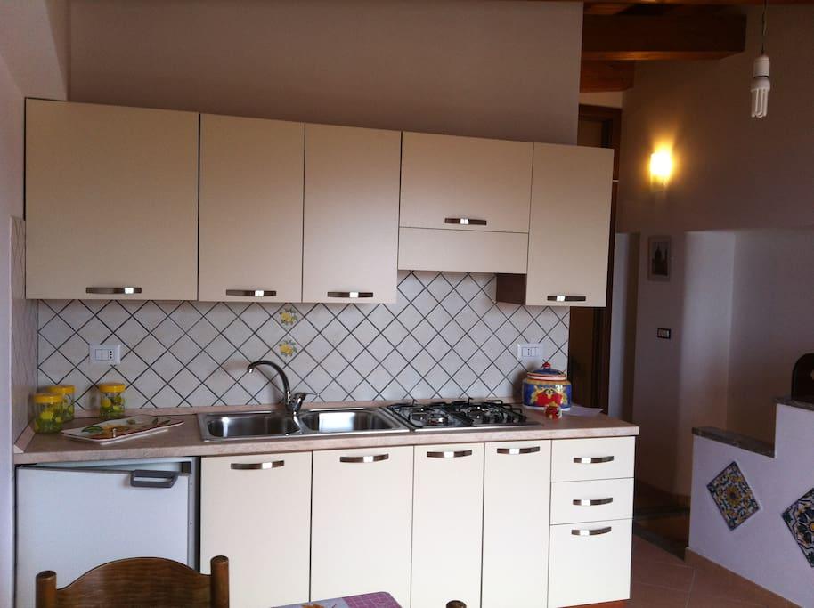 Neue Küche