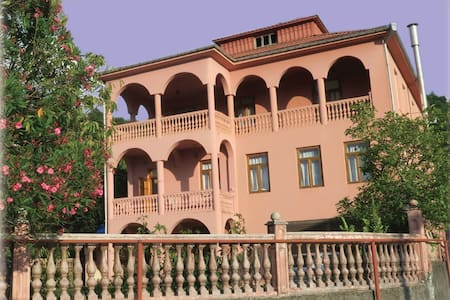 Room in relaxing private villa in Gonio - Avgia