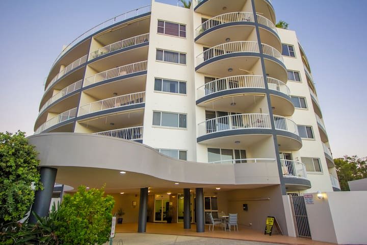 1-BR Holiday Resort Studio Apartment - Woorim - Apartamento
