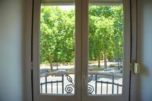 Master Bedroom - Balcony window