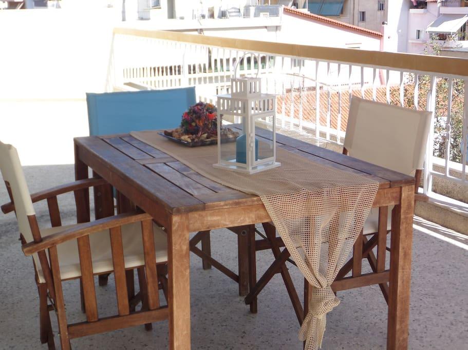 36 sqm Terrace