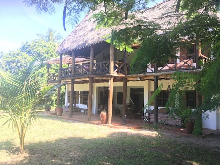 Dhow House, Ushongo beach, Tanzania