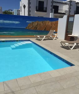 Lovely apartament con piscina - Punta Mujeres - อพาร์ทเมนท์