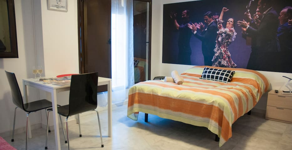 Andalucía Jerez Apartamentos 2 (reserve parking)