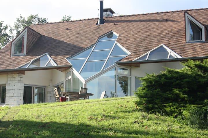 Villa de charme en pleine nature - Gelos - Haus