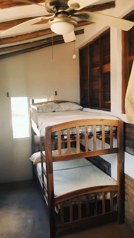Second Floor Bedroom - Two Twin Beds