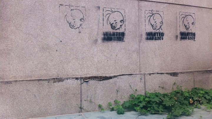 Street Art in the art district