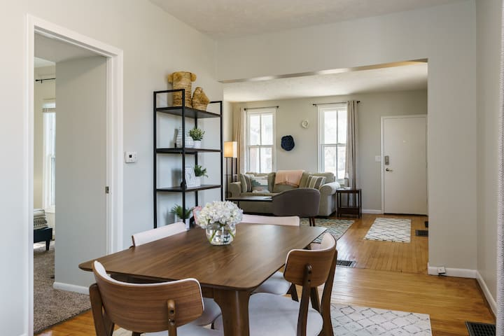 Relax in this Newly Renovated Midtown Bungalow