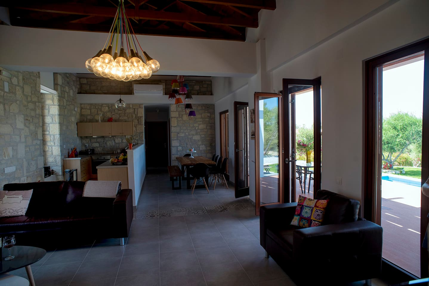 Faboulus  luxurious Villa with  stunning views