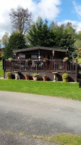 Royal Welsh Cabin