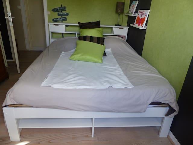 Belle Chambre 5min Centre De Reims - Tinqueux - Apartment
