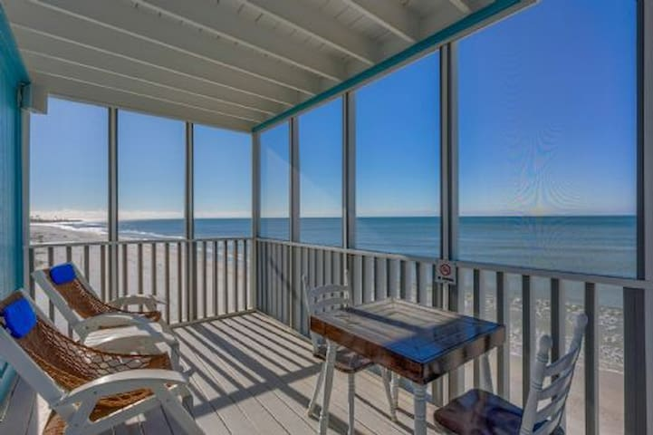 Cape San Blas, Sunrise Sunset, Pet Friendly, Right On The Gulf ~ Tortuga de Mar