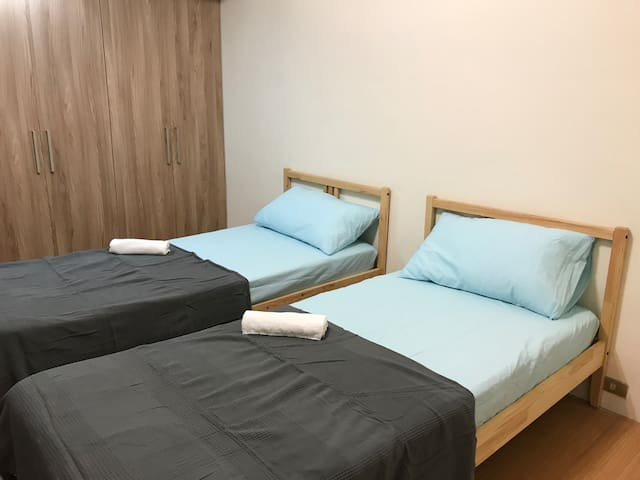 Cozy Apartment @ New Taipei City (XinPu Station)