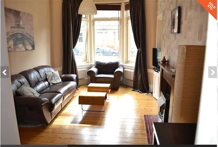 One Bedroom Flat in Perfect Southside Location - Glasgow