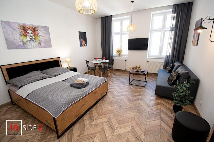 Apartment INSIDE 2 - centrum Bielsko-Biała