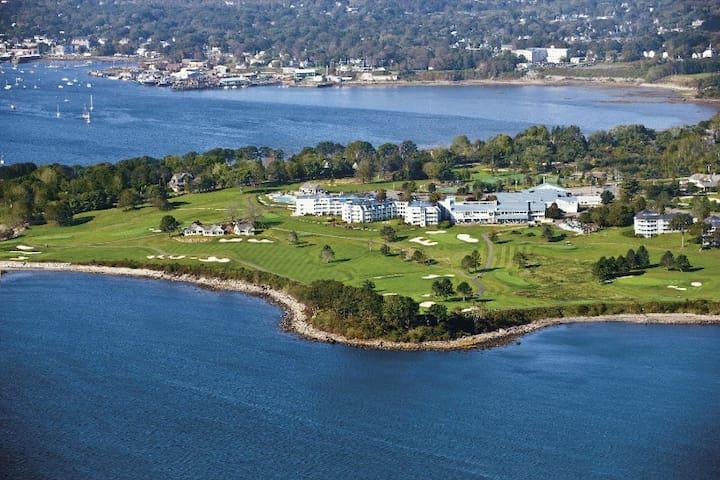 Oceanfront Rockport Resort