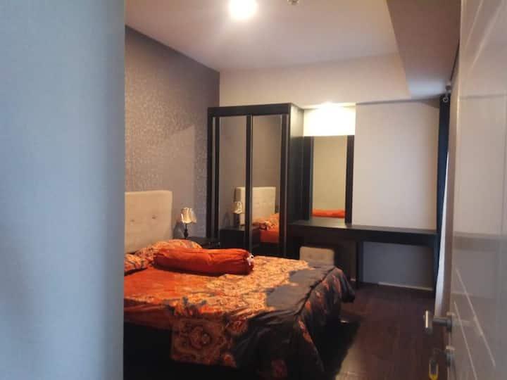 Apartemen altiz - 2 bedroom by wiliyanti