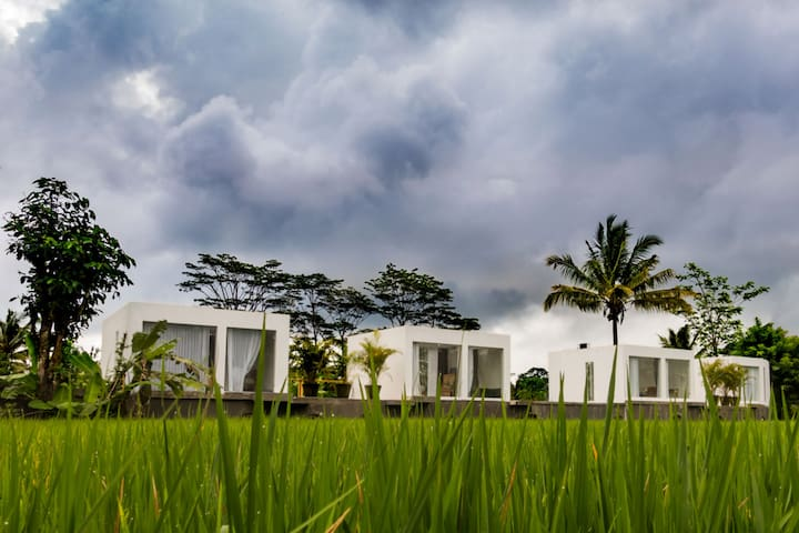 White Cubes Lux One-Bedroom Villa A with private pool