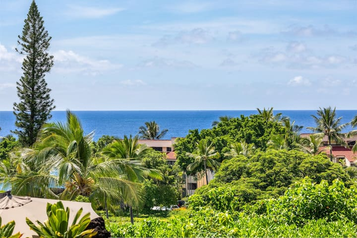 Enjoy the Big Island's Beauty from this Great Condo!