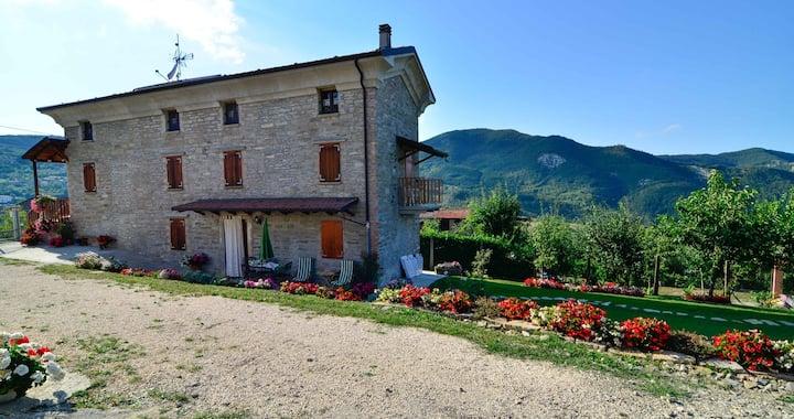 Villa Zacchi - Big Flat