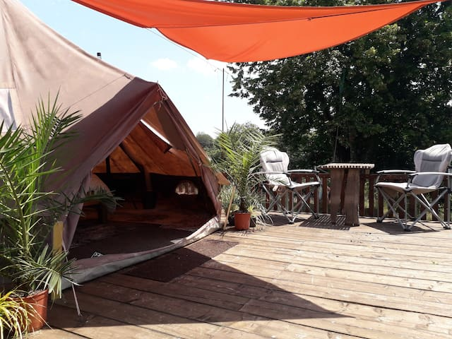 Camping in haute vienne